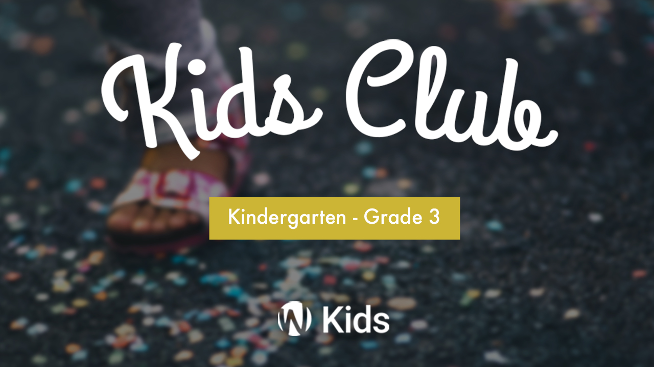 Event kids club