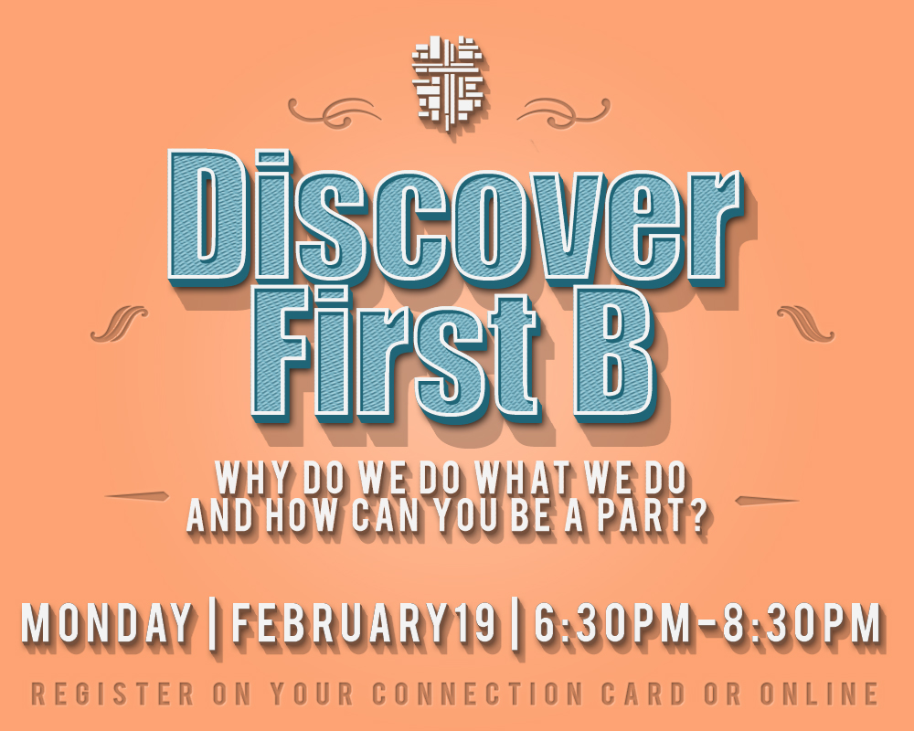 Discover first b 2 19 18
