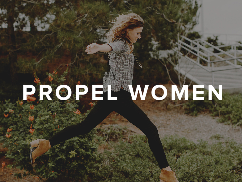 Propelwomen registrations
