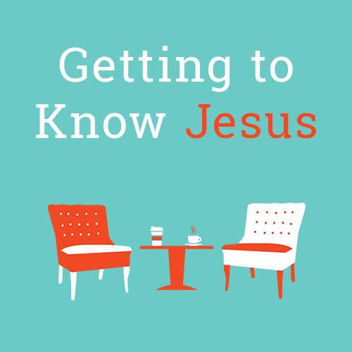 Getting to know jesus square