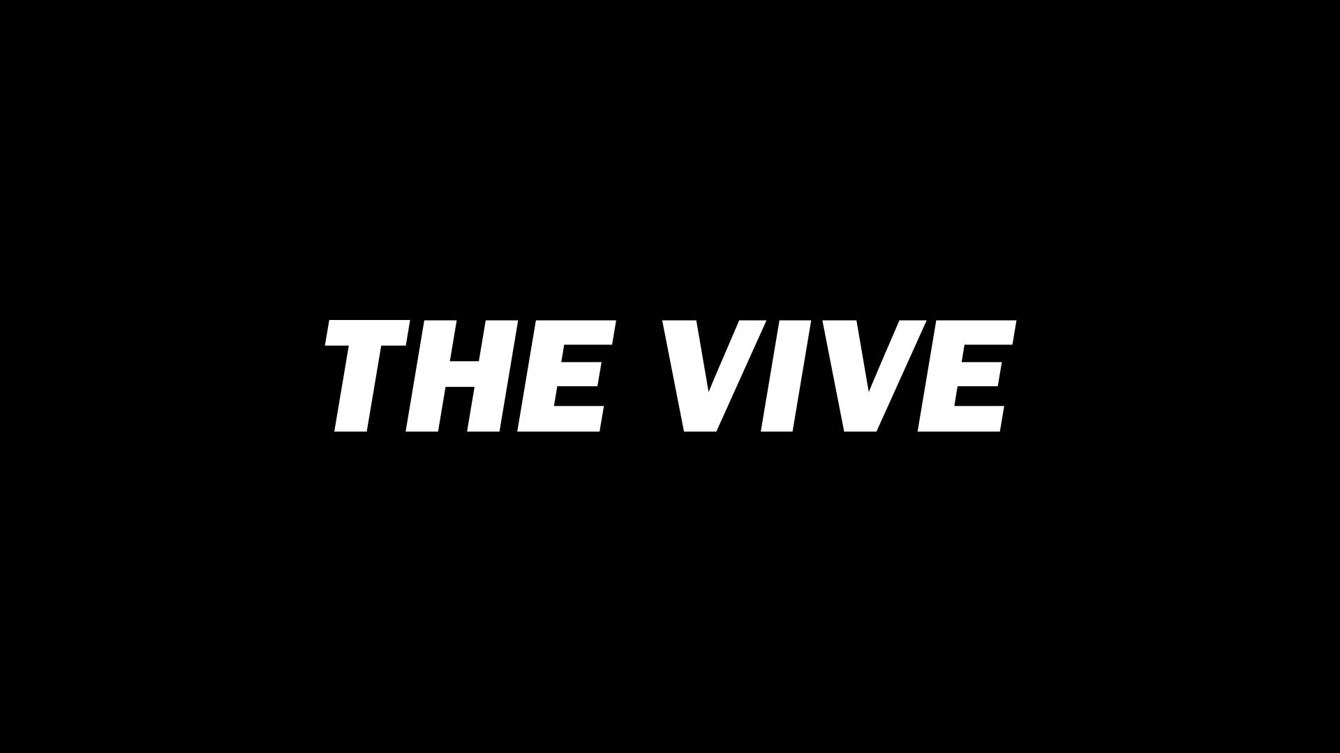 The vive final 1920x1080