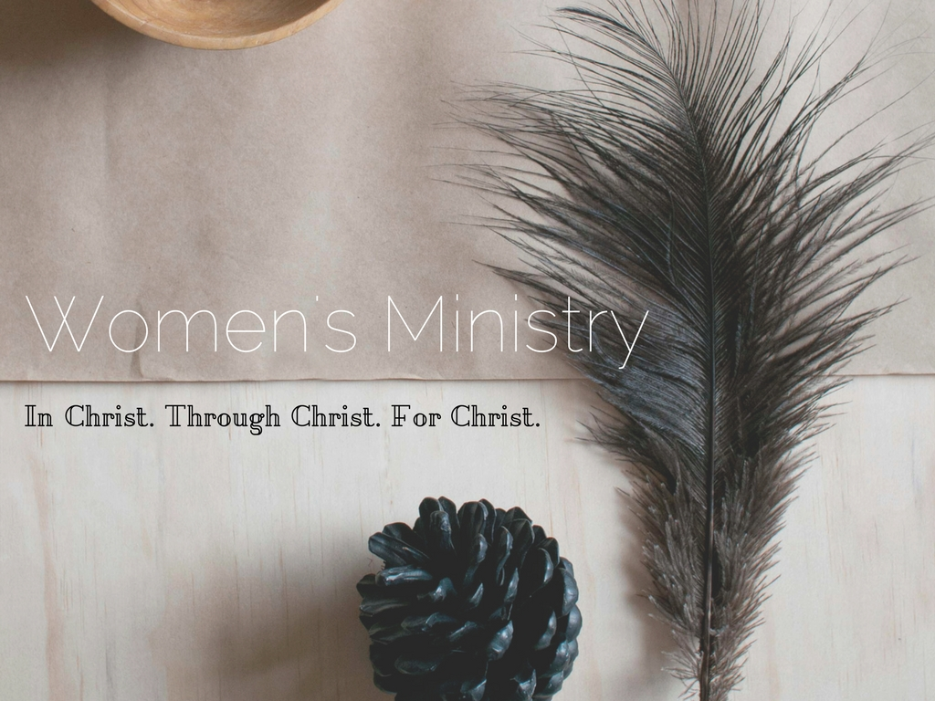 Women s ministry main  promo