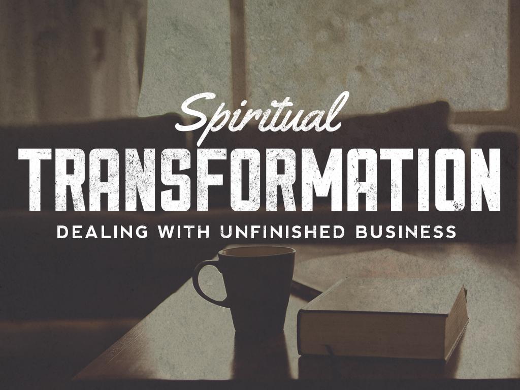Spiritual transformation pco