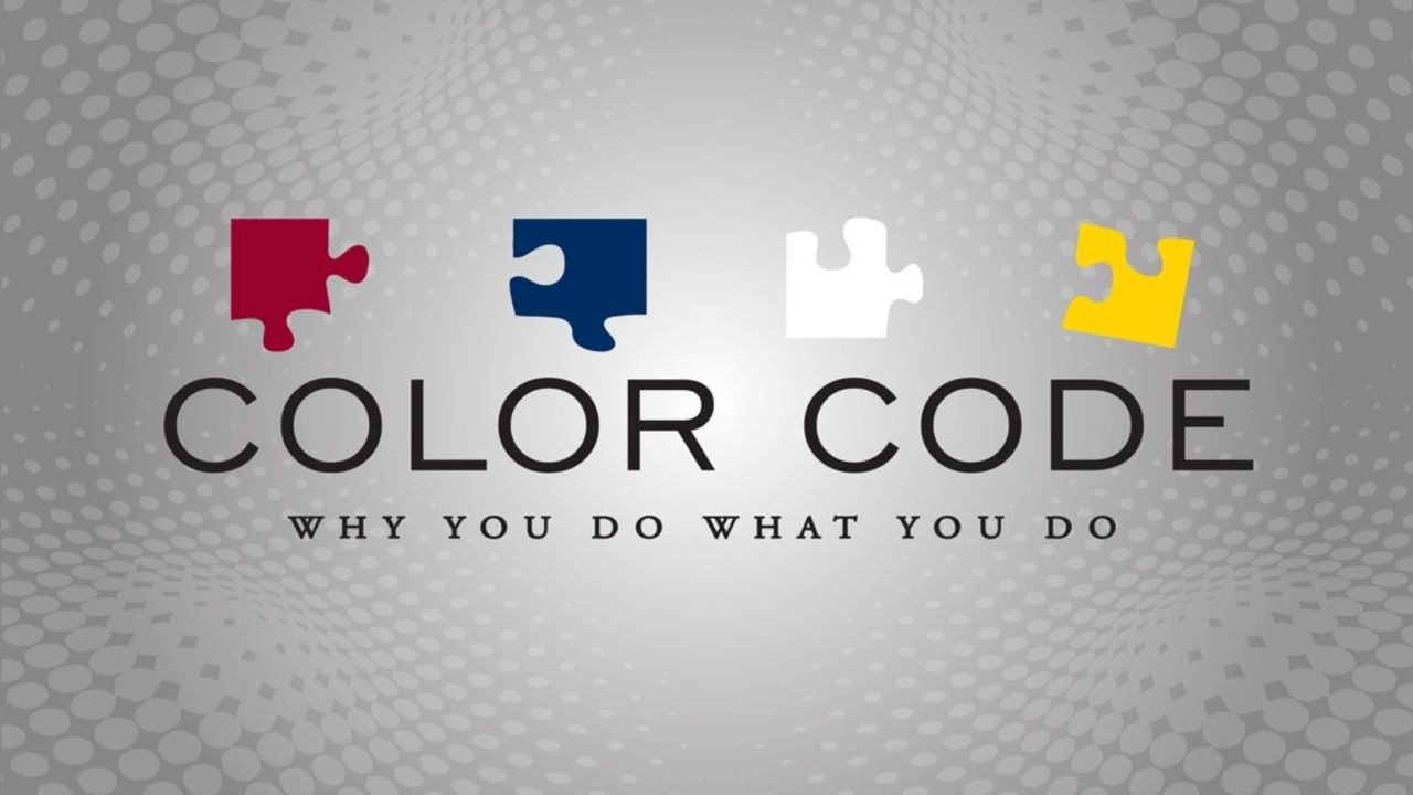 Color code logo