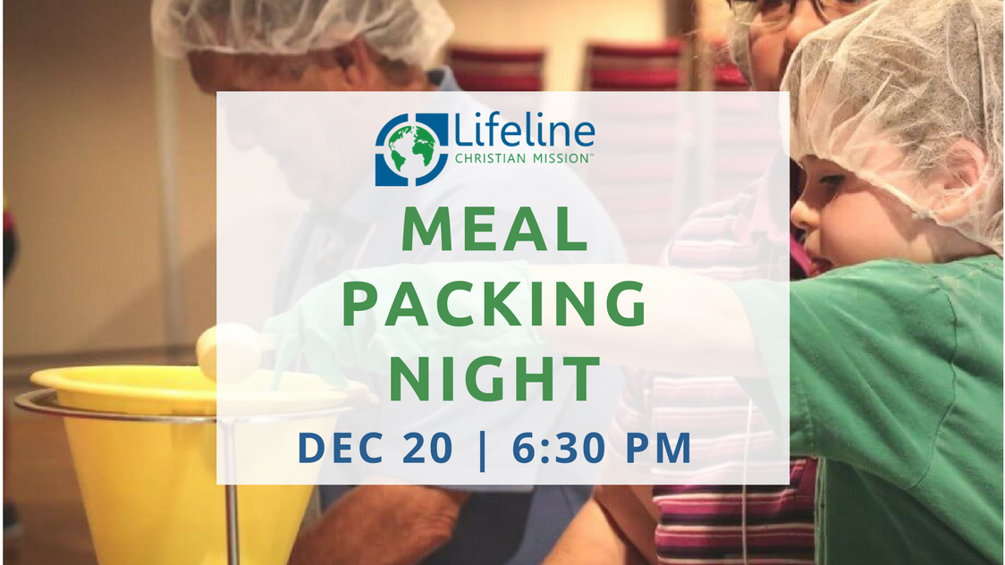 Lcm meal packing night registration image