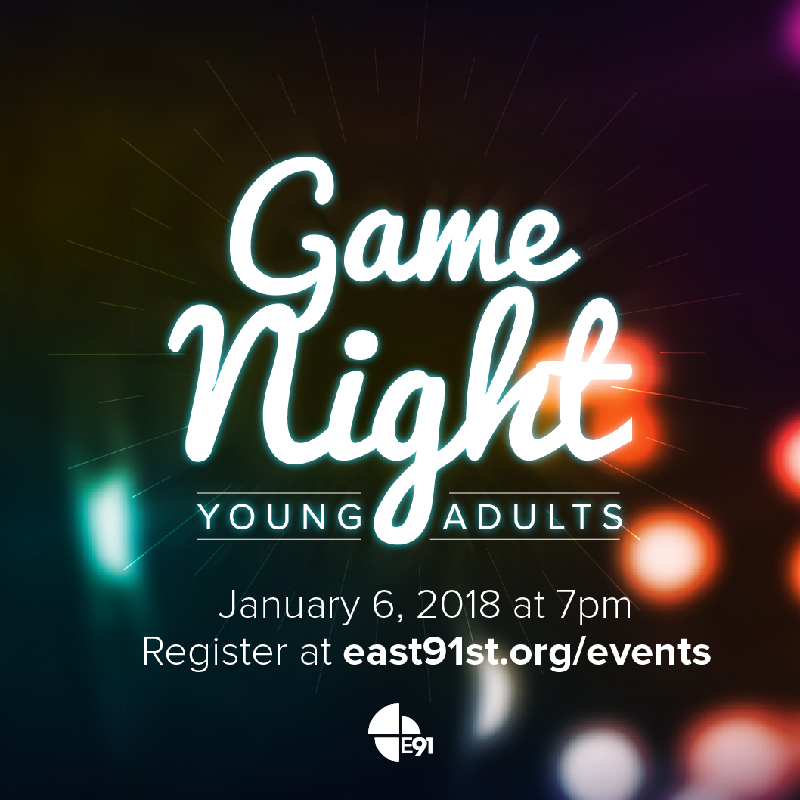 Ya game night social 100