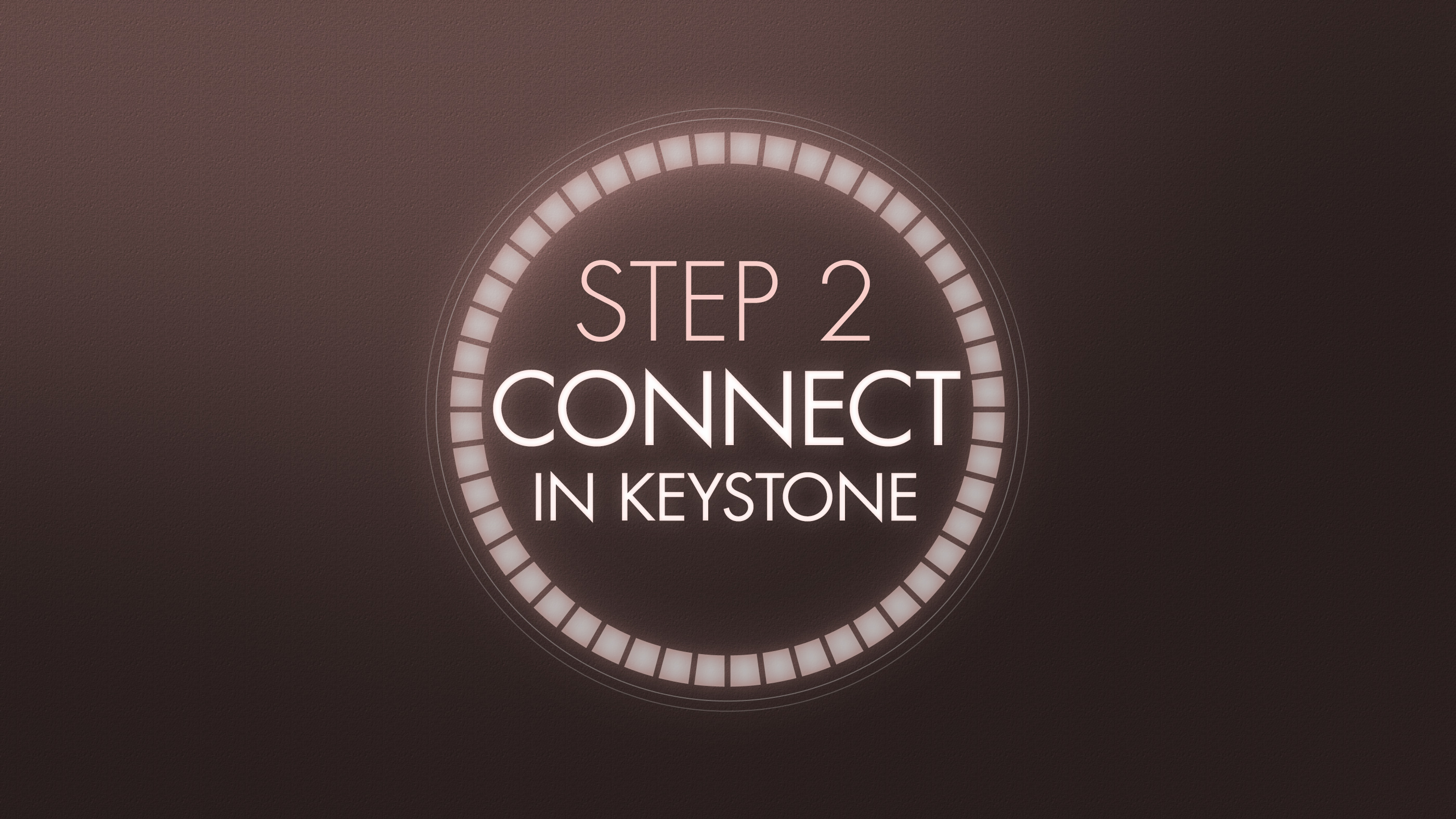 Step 2   connect