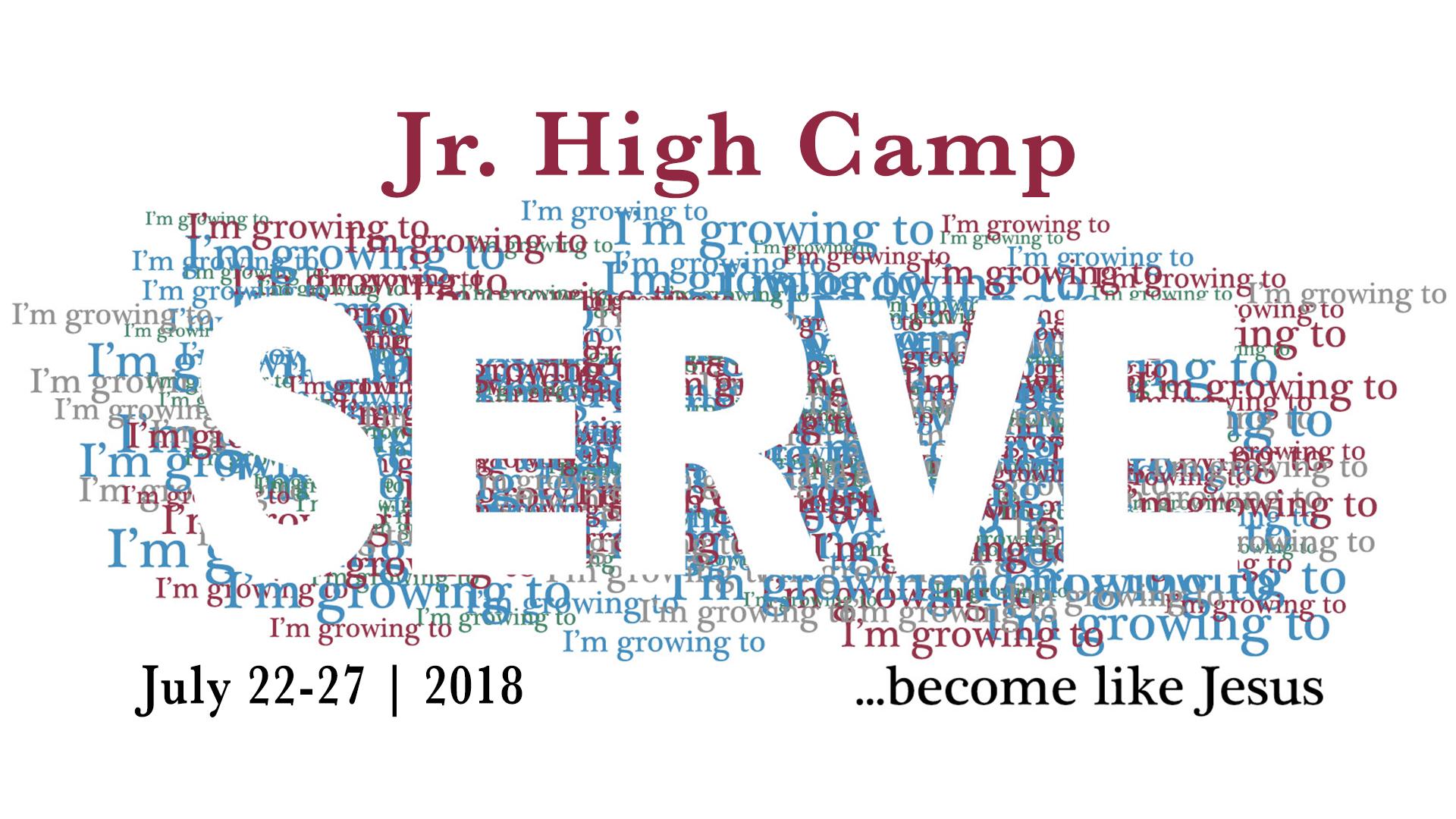 Jrhighcamp graphic