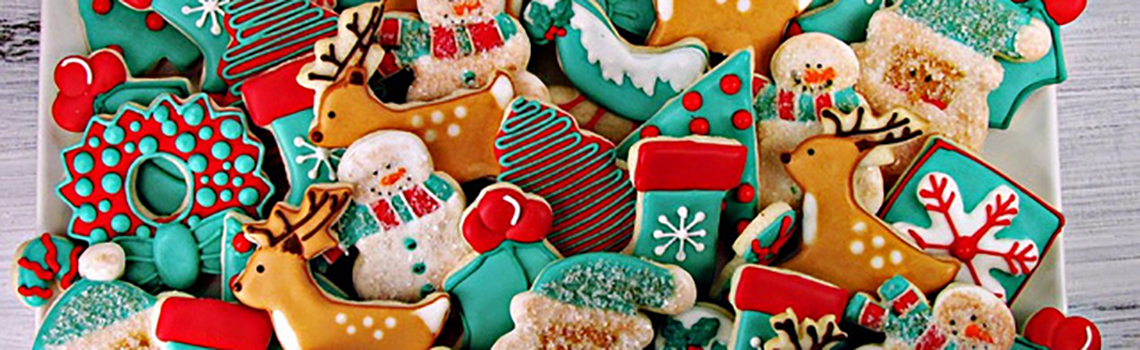 Xmas cookies event