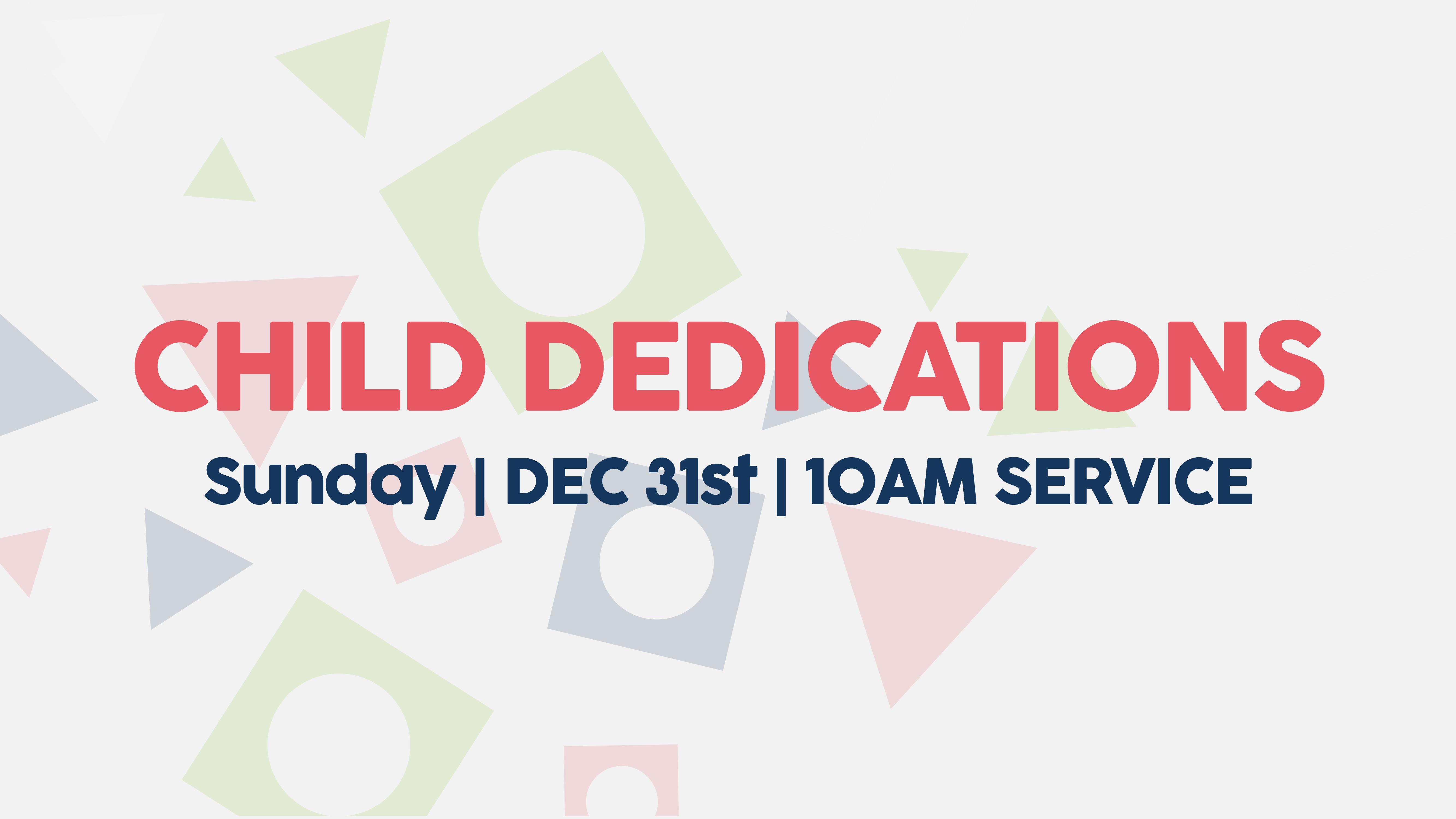 Child dedications 01 2