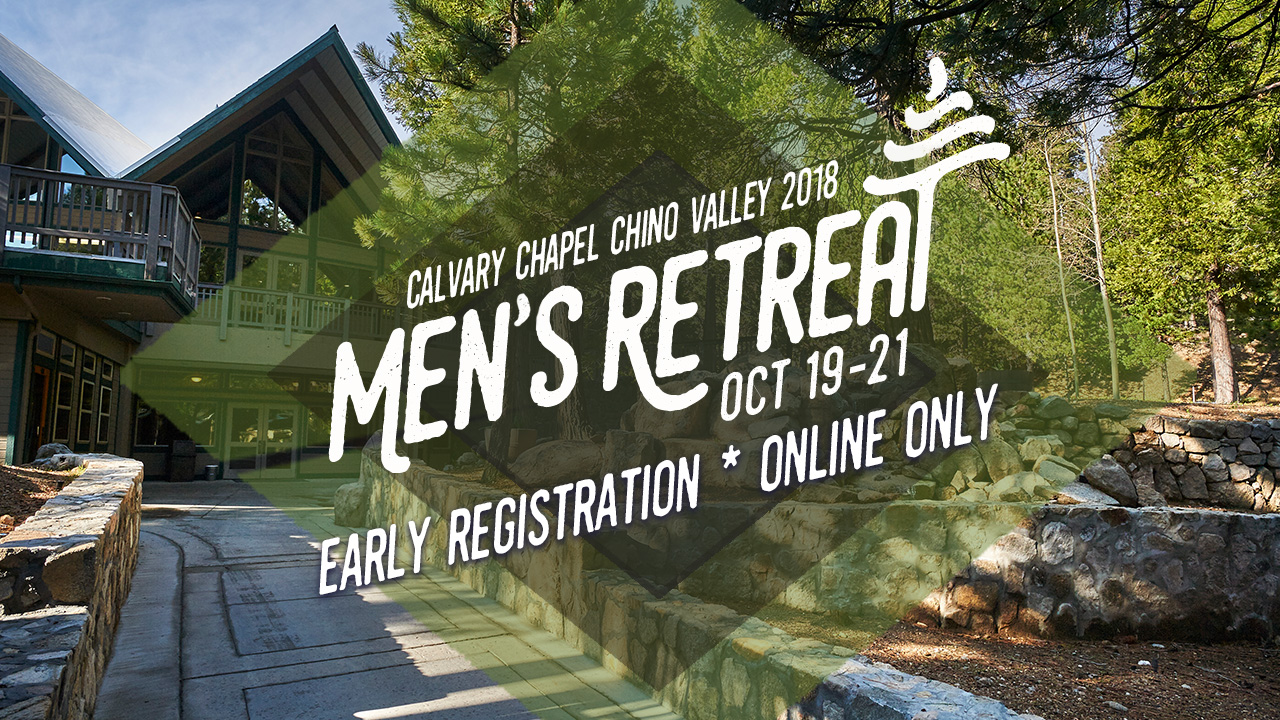 Cg men s retreat 2018