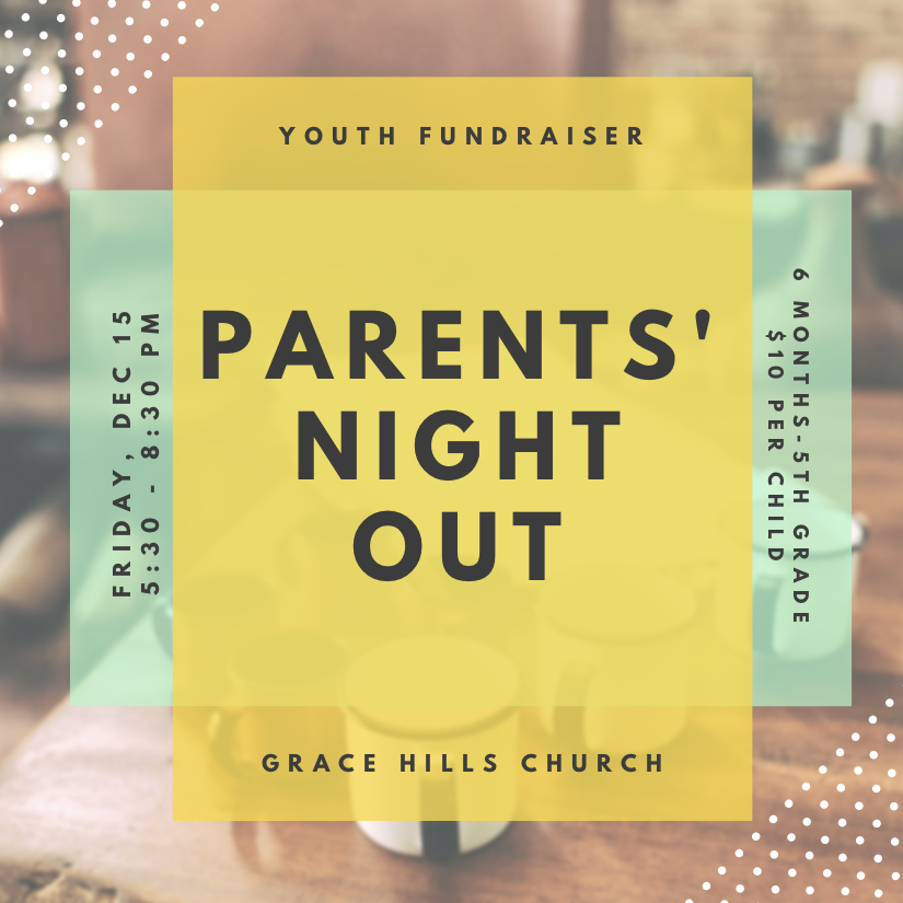 Parents  night out 1