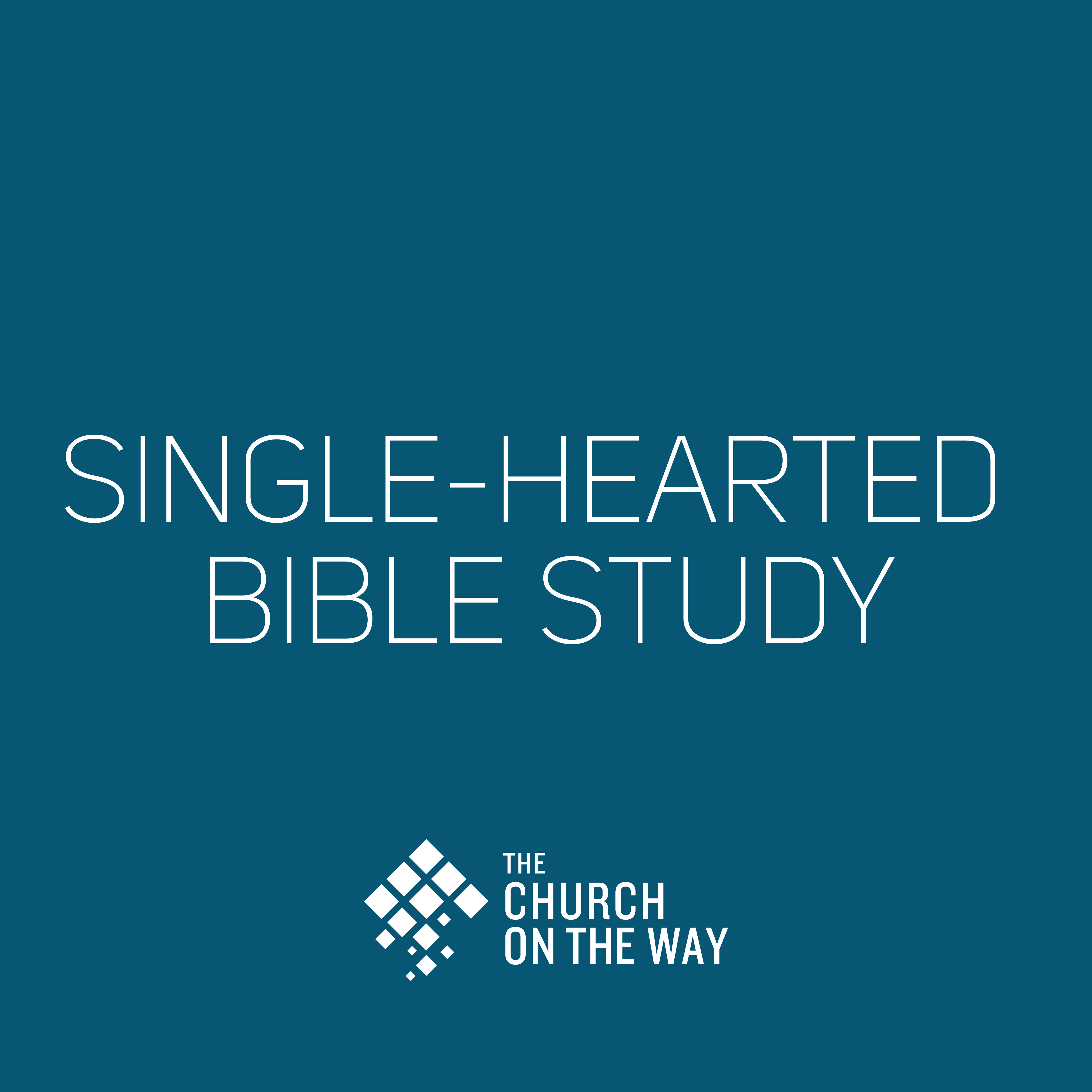 Single hearted bible study