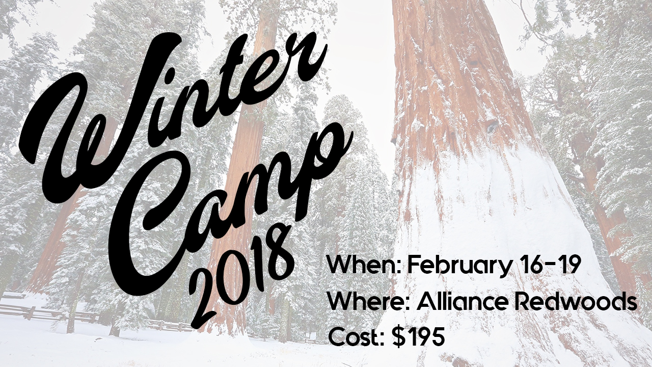 Winter camp 2018