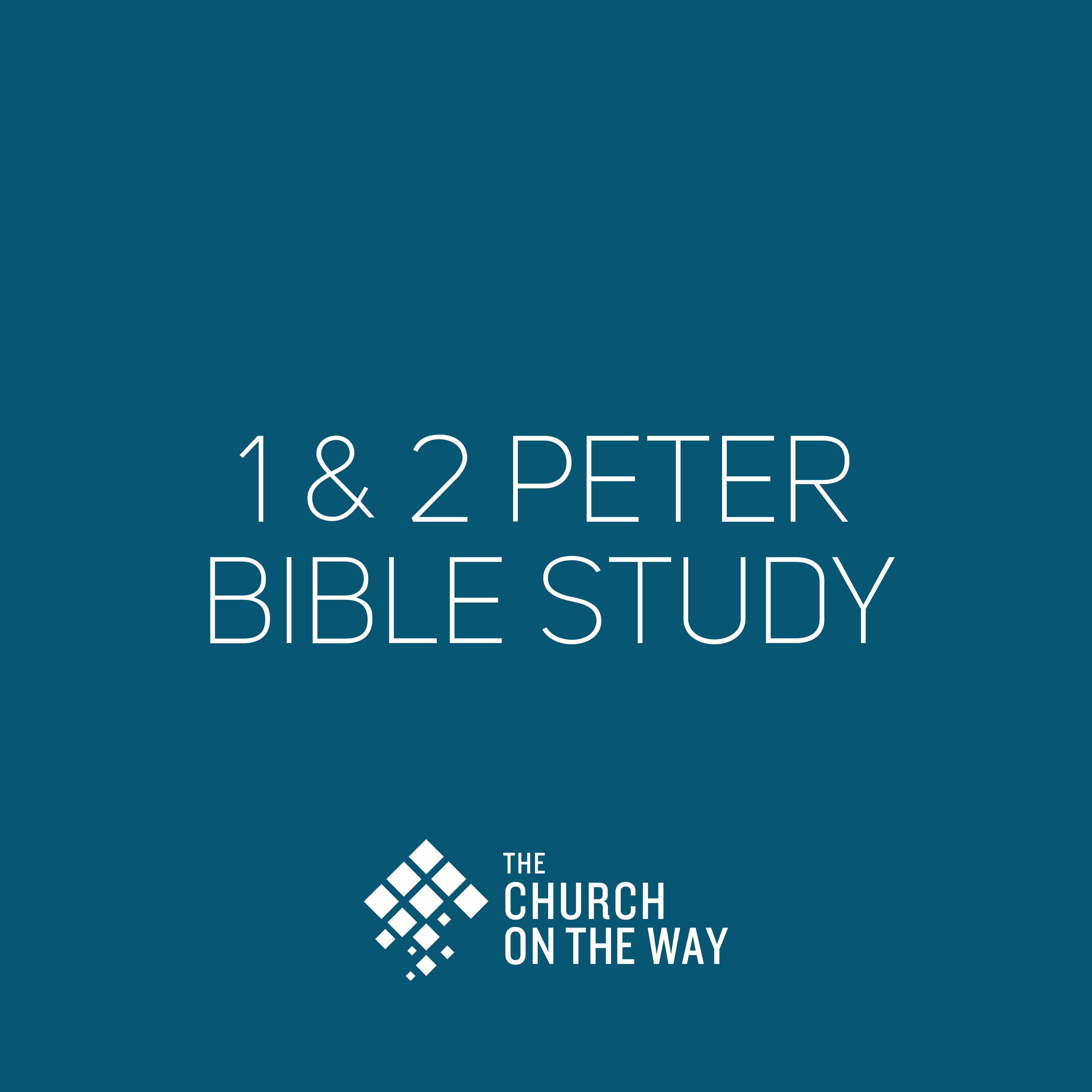 1   2 peter bible study