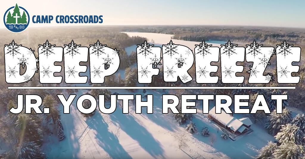 Deep freeze registrations logo