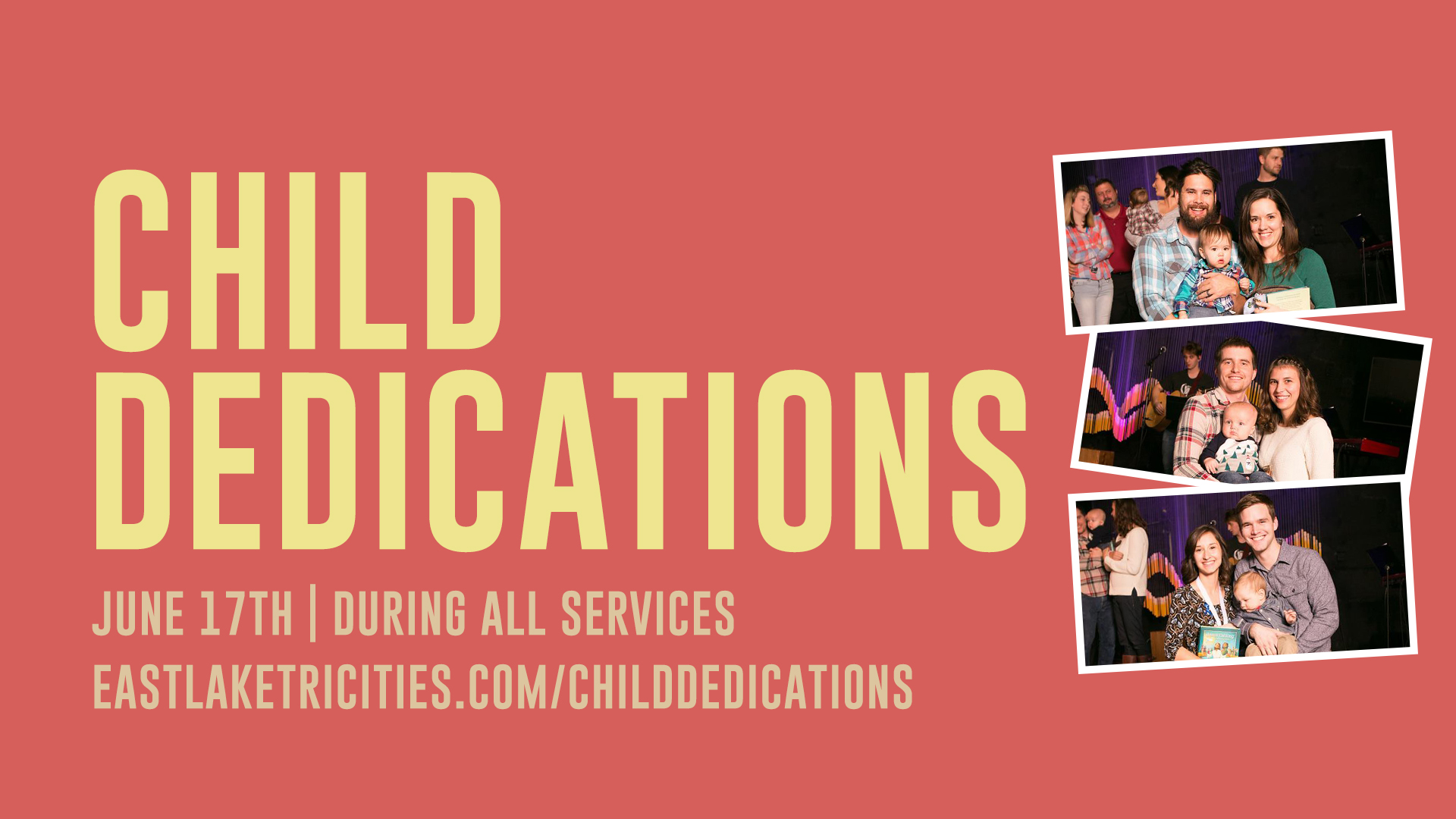 Child dedications 2