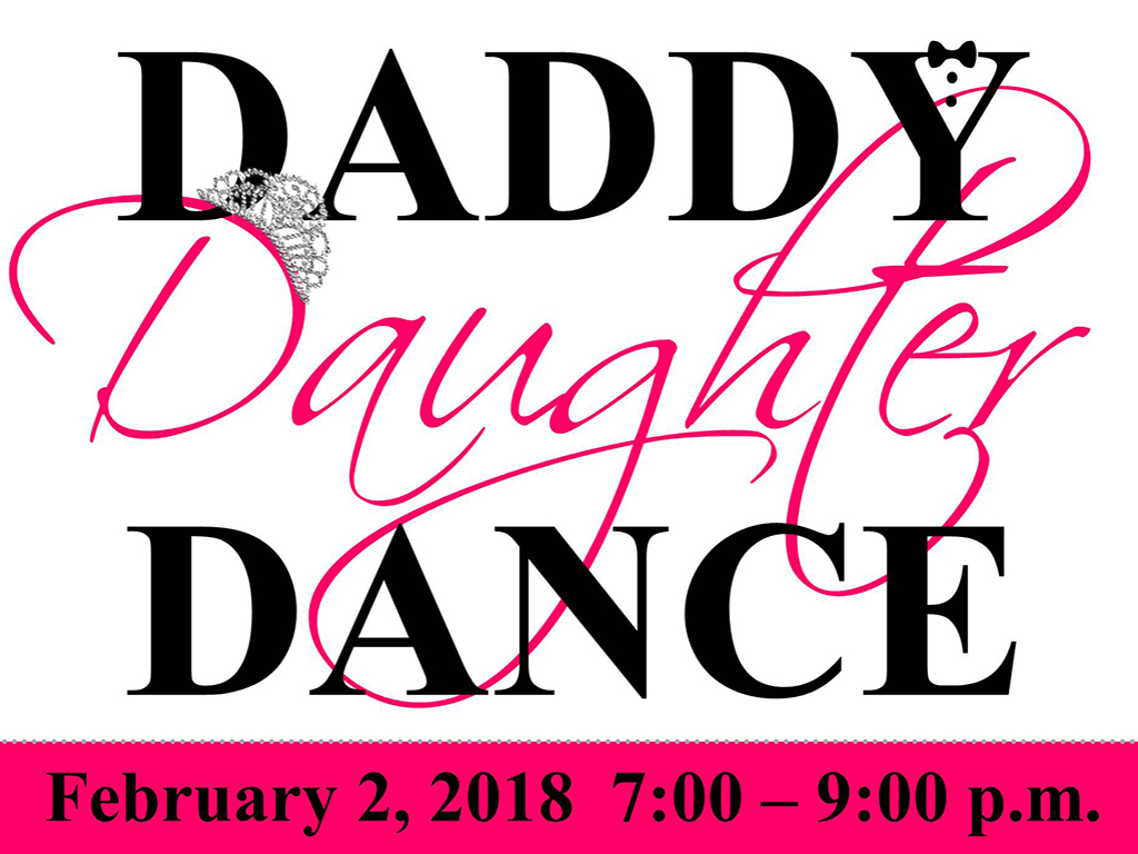 Daddy daughter dance pco