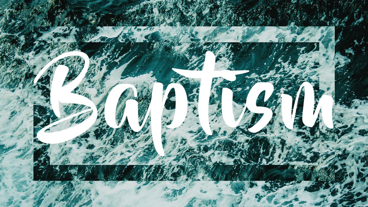 Baptism slide 2017