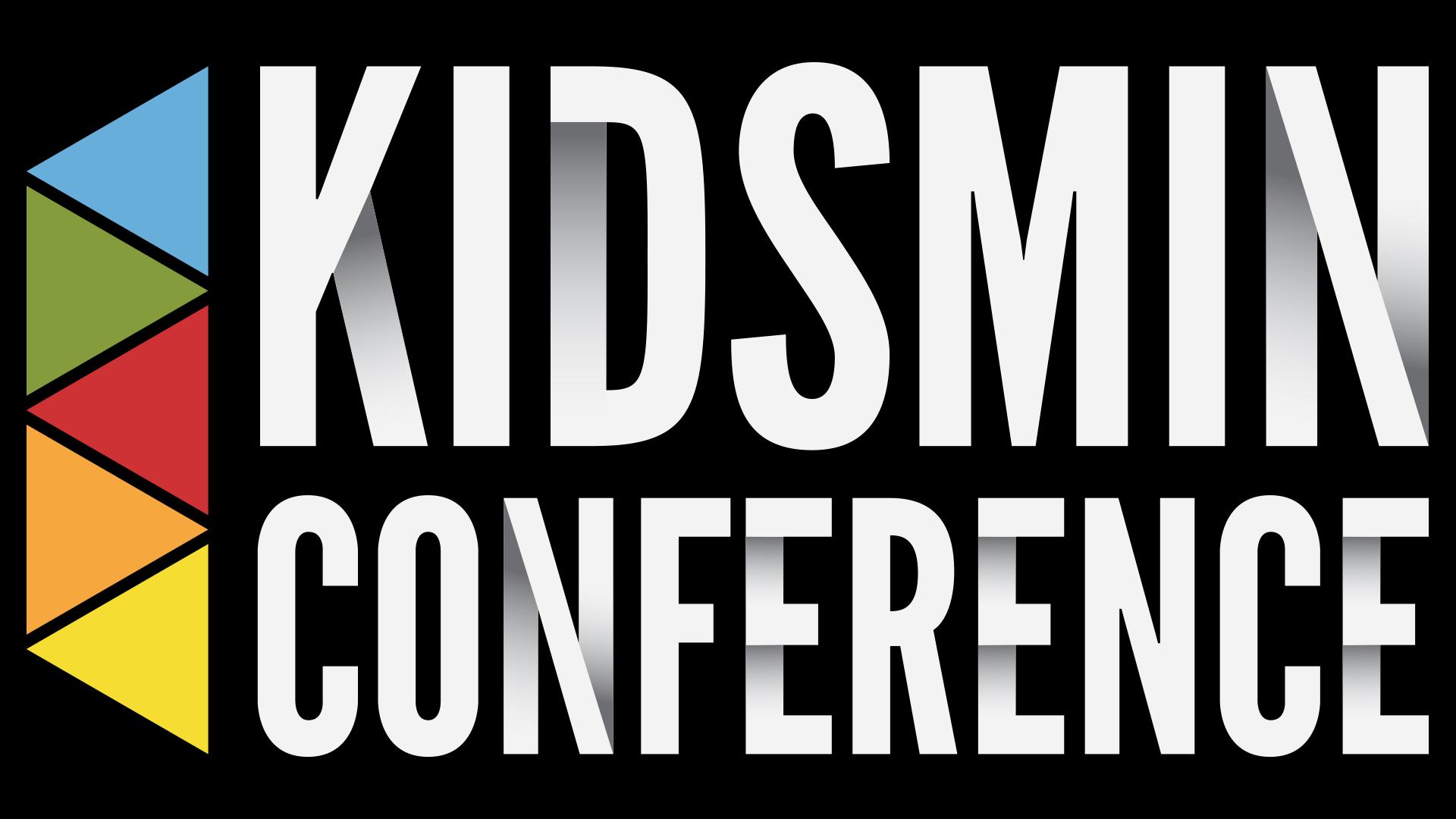 Kidsmin logo black