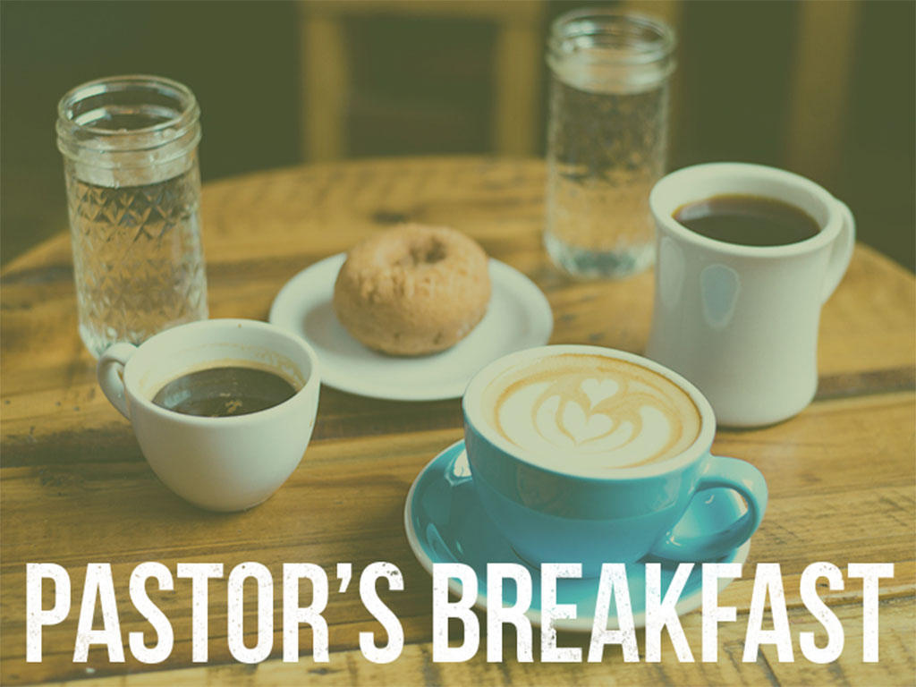 Pastor s breakfast logo